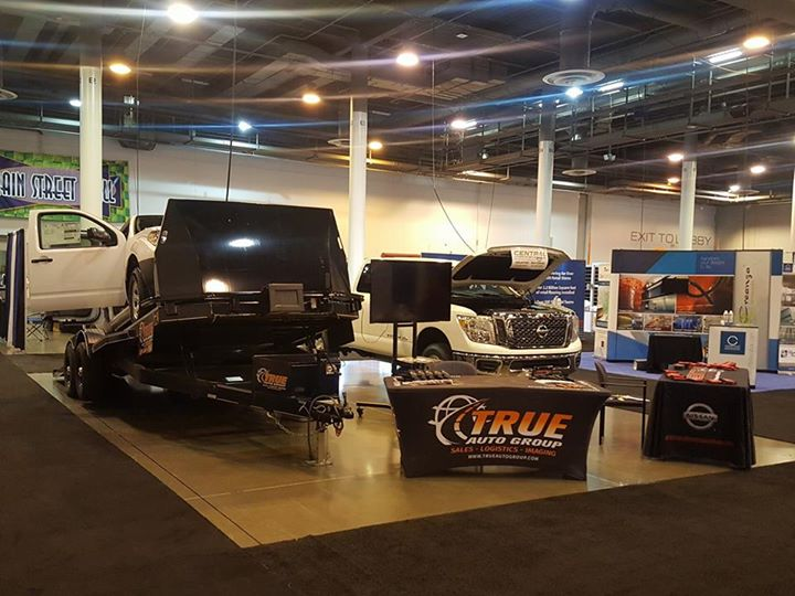 Come check us out at booth  #95   #trueautogroup #trueautologistics