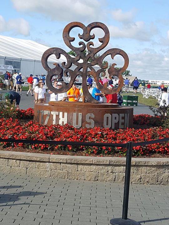 Come check us out on the 10th hole   #usopen  #USGA  #trueautogroup #